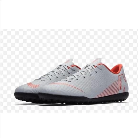 Nike Mercurial Vapor 12 TF Turf CR7 shoes size 9 b47ad977e27